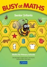 Busy At Maths – Senior Infants