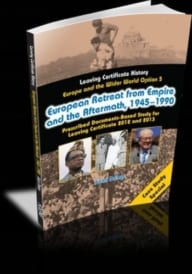 European Retreat from Empire and the Aftermath 1945–1990 (Option 5) (Case Study Special)