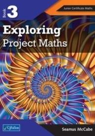 Exploring Project Maths – Book 3