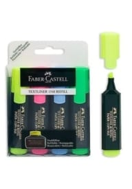Highlighters (4 Pack)