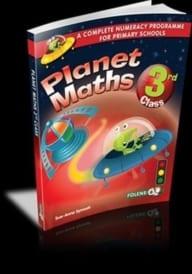 Planet Maths 3rd Class Textbook