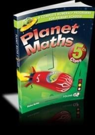 Planet Maths 5th Class Textbook