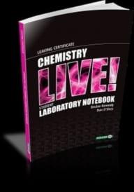 The Chemistry Live! Student Laboratory Notebook