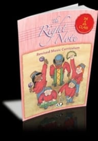 The Right Note 3rd-4th Class