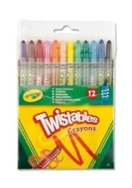 Twistables Crayola