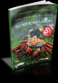 Unlocking Science Fusion 5th Class