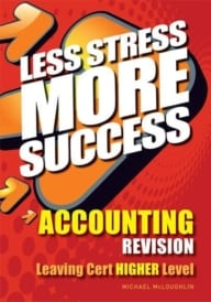 Less Stress More Success – Accounting