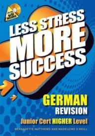 Less Stress More Success – Junior Certificate German
