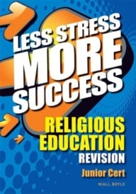 Less Stress More Success – Junior Certificate Religion