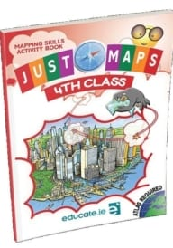 Just Maps 4th Class