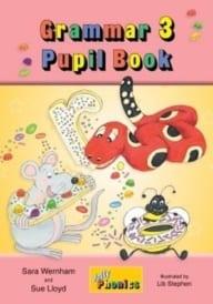 Jolly Phonics Grammar Book 3