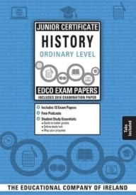 History Ordinary Level Junior Certificate Exam Papers (incl 2019)